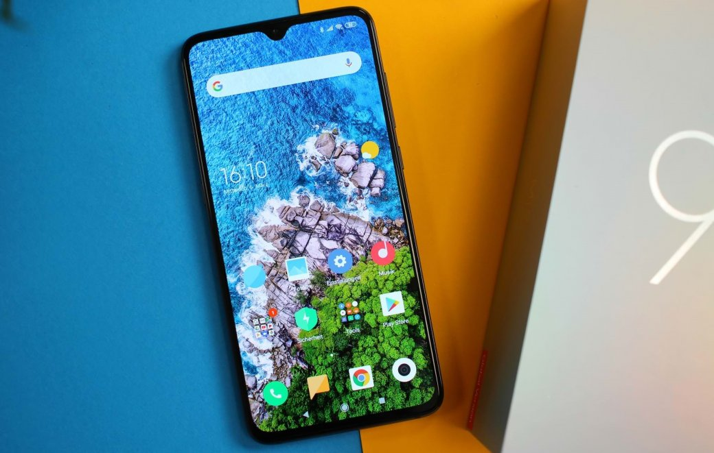 Xiaomi Mi CC9: опубликованы фото, характеристики и цена загадочного смартфона