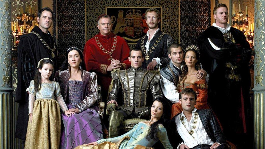 В ожидании «Короны»: лучшие сериалы про королей и королев