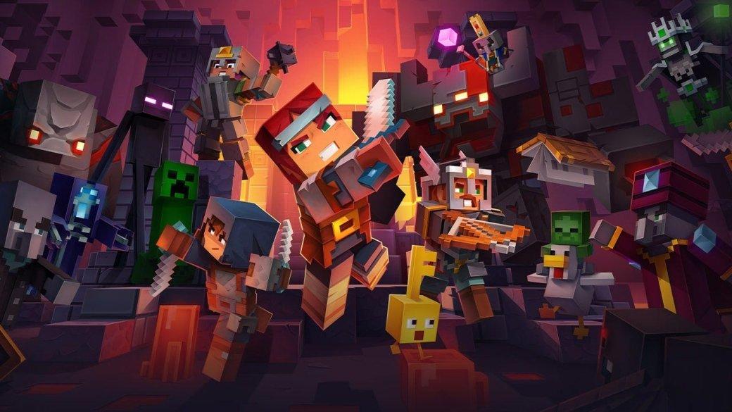 Недавно наPC, PS4, Xbox One иNintendo Switch вышла Minecraft Dungeons— иэто изометрический экшен вовселенной всем известной «песочницы» (серьезно, едвали кто-то неслышал про Minecraft). Новая игра студии Mojang неизбежно вызывает впамяти серию Diablo, нофанатам последней торопиться заDungeons нестоит, ведь она несможет предложить имничего нового. Итем неменее это хорошая игра— просто нацелена она надругую аудиторию.