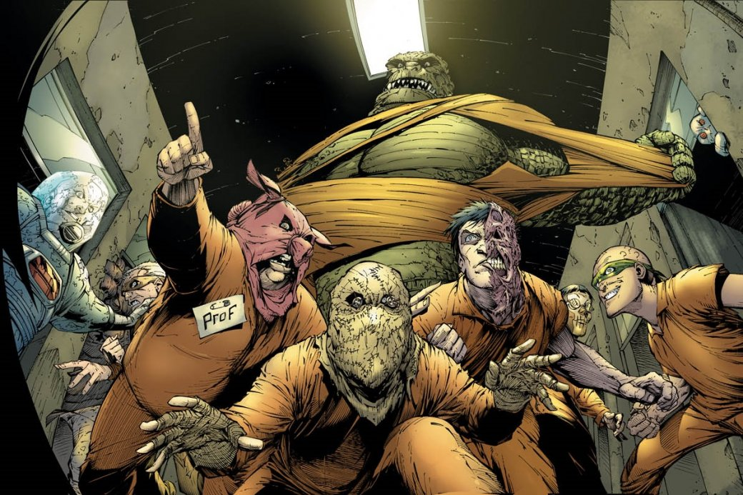 Джокер, Двуликий, Бэйн— эти имногие другие злодеи 20 века уже нераз использовались вкино имультфильмах. Они самые яркие иизвестные. Нововселенной Бэтмена есть иантагонисты, придуманные втечение последних 20 лет, которые тоже вызывают интерес.