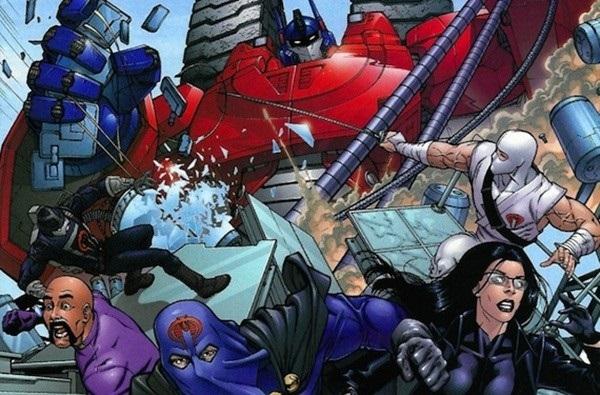 Продюсер G.I. Joe и«Трансформеров» считает, что кроссовер двух вселенных «неизбежен»