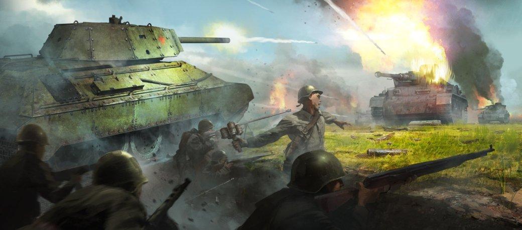 Рецензия на War Thunder