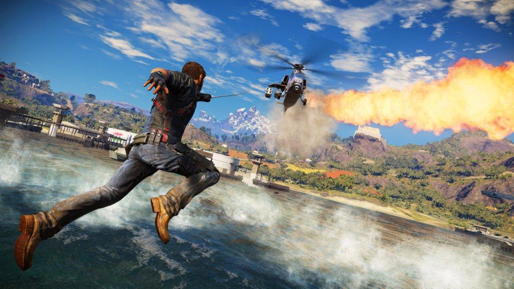 PS4-версия Just Cause 3 запускается на 1080p, Xbox One – на 900p