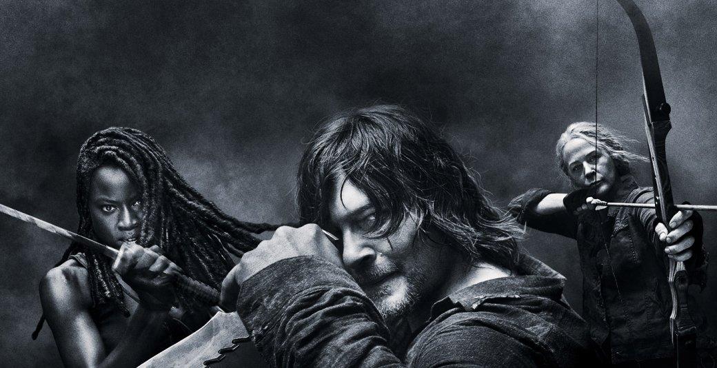 «Ходячие мертвецы» инедумают закрываться— это второй самый успешный сериал наТВ