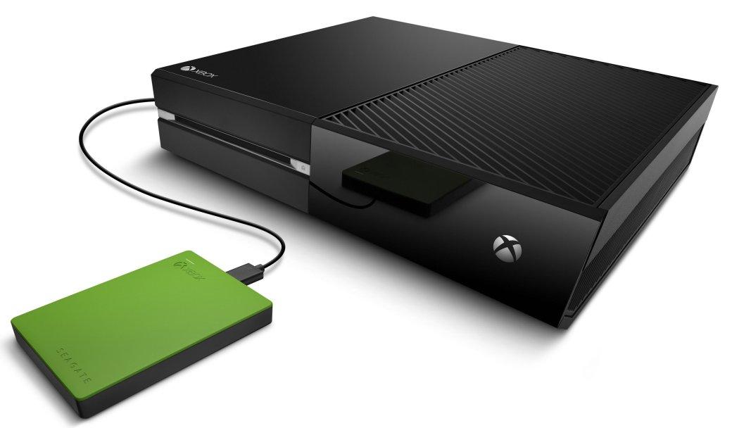 Внешний SSD значительно ускоряет работу Xbox Onе