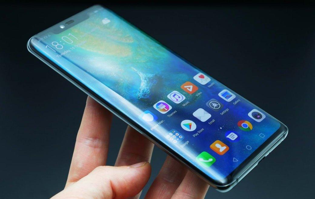 СМИ: операционная система Huawei называется Hongmeng. Но это может быть кодовое имя