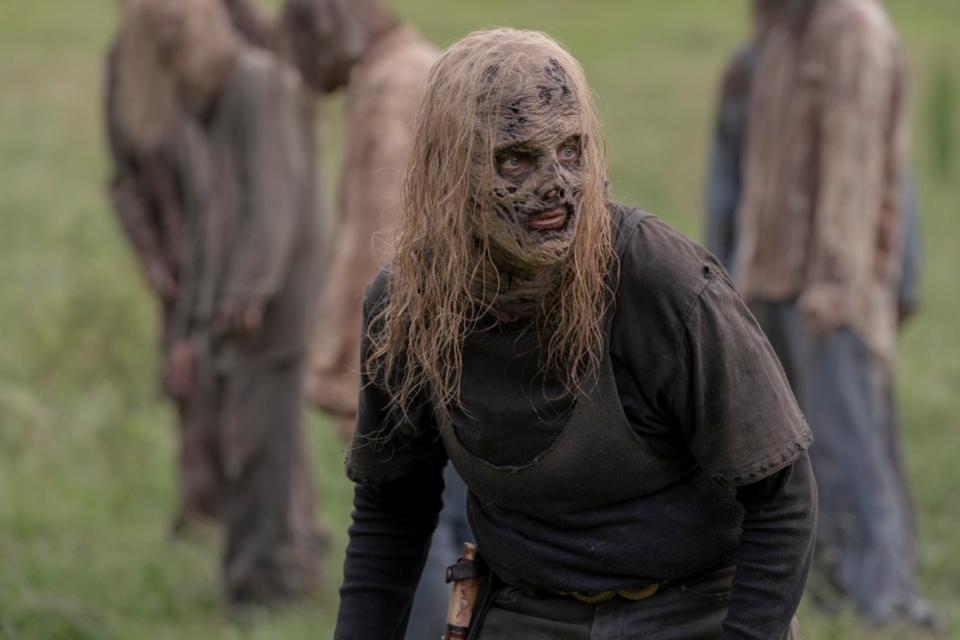 Вночь с13 на14октября вышла 2 серия 10 сезона «Ходячих мертвецов» (The Walking Dead). Там наконец-то произошли важные для сериала события— причем отличные откомиксов. Увы, невосновной сюжетной арке, авофлэшбэках.