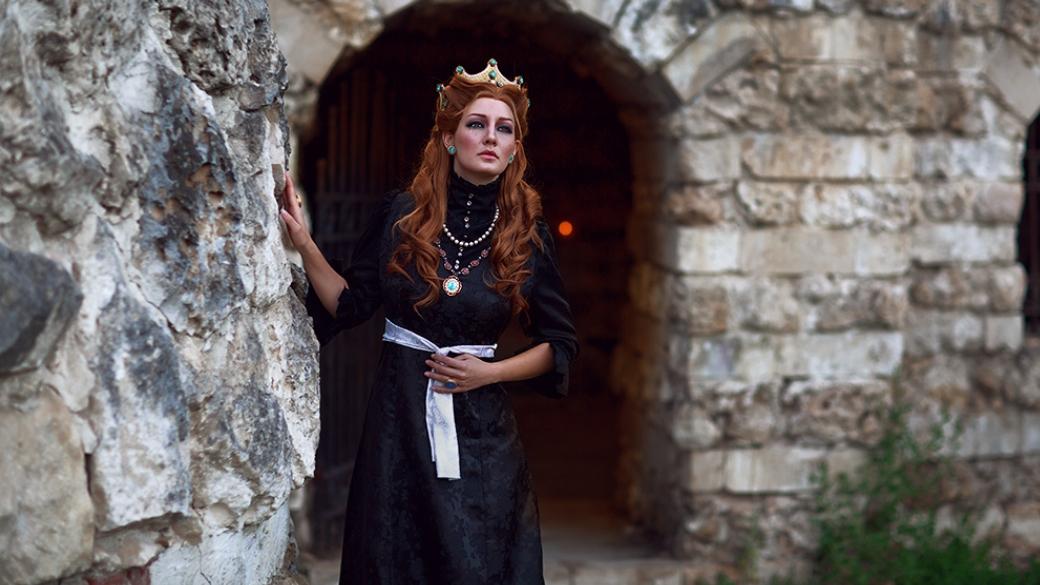 Аутентичный косплей троюродной тети Цири из дополнения «Кровь и вино» для The Witcher 3