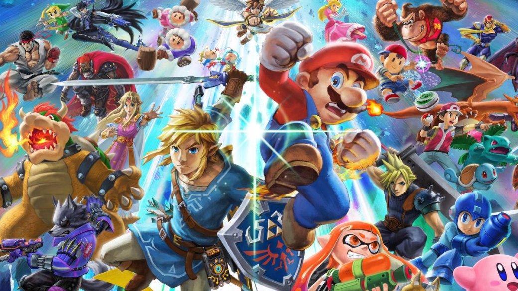 Super Smash Bros. Ultimate— пятая часть именитой серии файтингов отNintendo. Еесоздатель Масахиро Сакурай, словно Хидео Кодзима, каждый раз планирует остановиться инепродолжать цикл, что вэтот раз вылилось вподзаголовок: дескать, все, приехали, это конечная, ультимативная часть. Если серия действительно наней закончится, тоэто будет достойный финал ее20-летней истории.