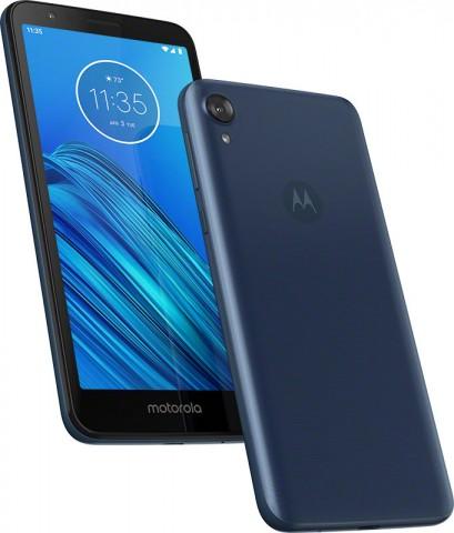 Motorola представила Moto E6— бюджетный смартфон сзавышенным ценником