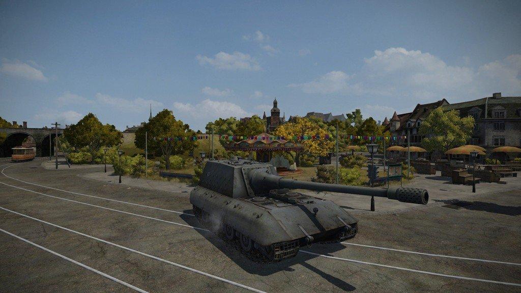 В Tanks от Mail.ru найден объект собственности Wargaming