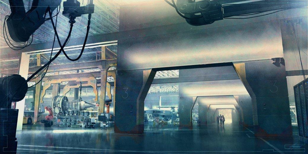 Концепт-арты «Мстителей: Финал» раскрыли другой способ работы машины времени