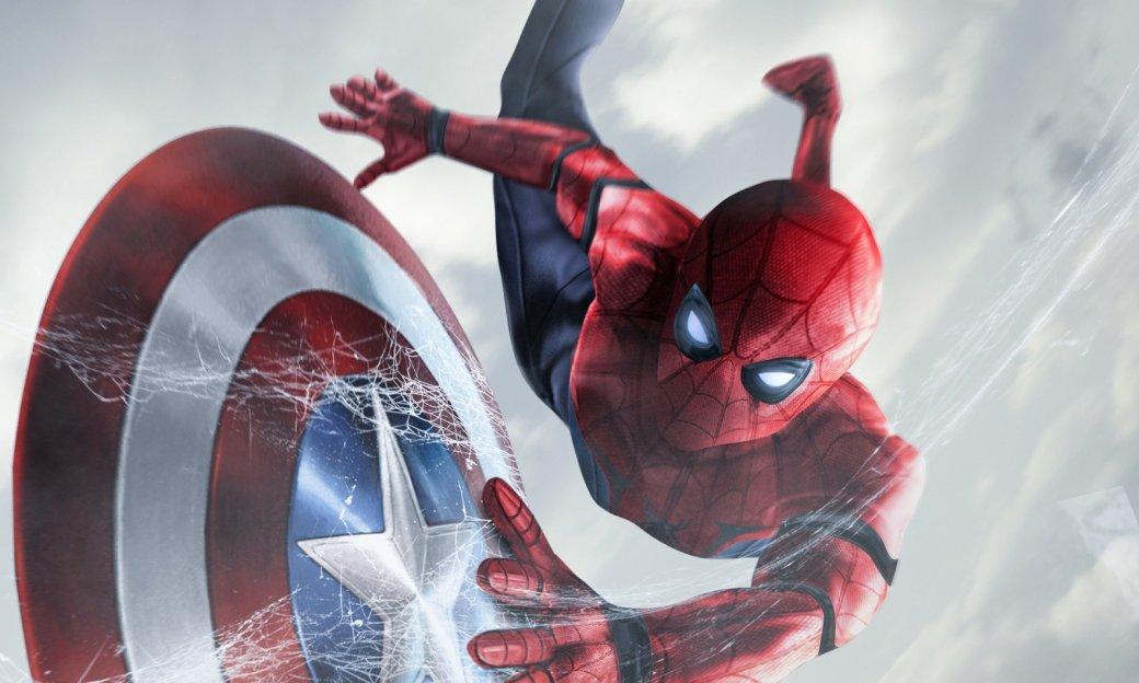 В«Человеке-пауке: Вдали отдома» хотели показать нового Капитана Америка. Норешили, что нестоит