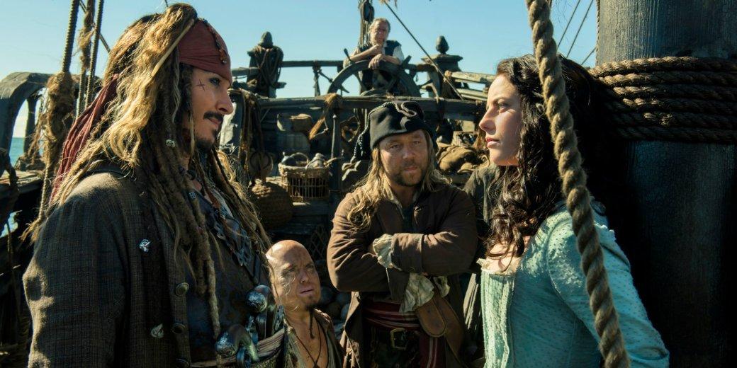 Что же вы делаете! «Пираты 5» побили рекорд кассовых сборов в России
