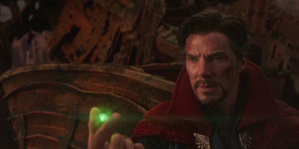 Теория: ключ кспасению отТаноса в«Мстителях 4» лежит вскрытой силе Камня Времени