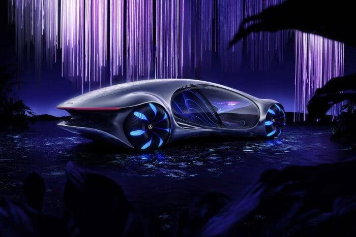 Джеймс Кэмерон показал концепт-арты «Аватара 2» на выставке CES 2020