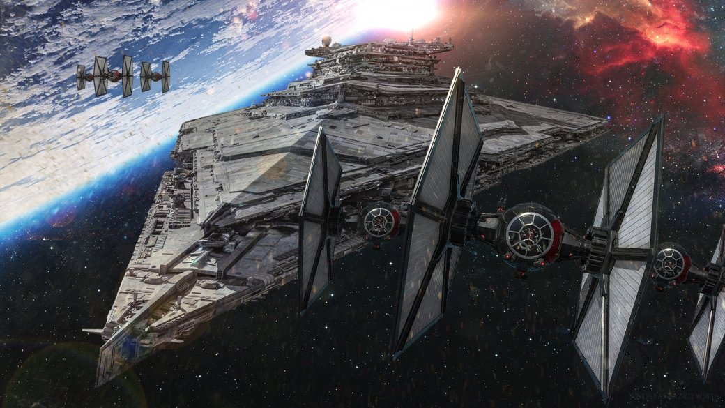 Рецензия Трофимова на «Звездные войны: Пробуждение Силы»
