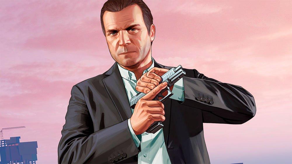 Майкл ничего не слышал о сюжетном DLC для GTA 5, оставьте его в покое!