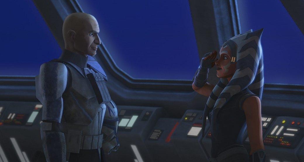 Рецензия на 7 сезон сериала «Звездные войны: Войны клонов». Восхитительный финал 12-летней истории