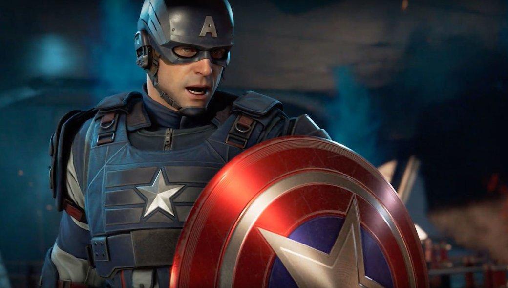 Авторы Marvel's Avengers комментируют подозрительное сходство с«Мстителями: Финал»