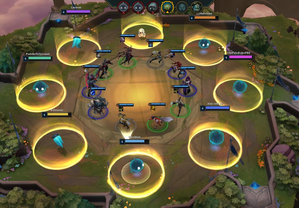 «Шахматная» битва! Сравниваем Dota Underlords иTeamfight Tactics