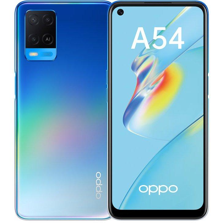 ВРоссию приехали смартфоны Oppo A54 иA74 сNFC
