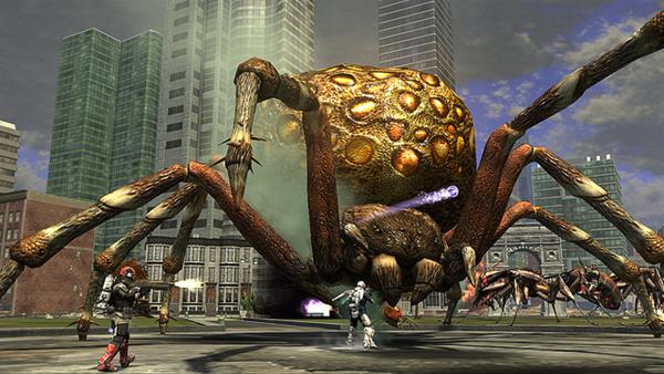 Раскрыто продолжение шутера про гигантских насекомых