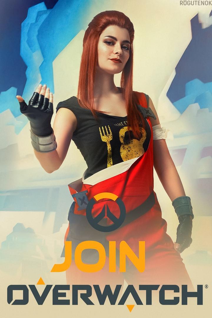 Герои Overwatch предлагают присоединиться кним вновом впечатляющем косплее