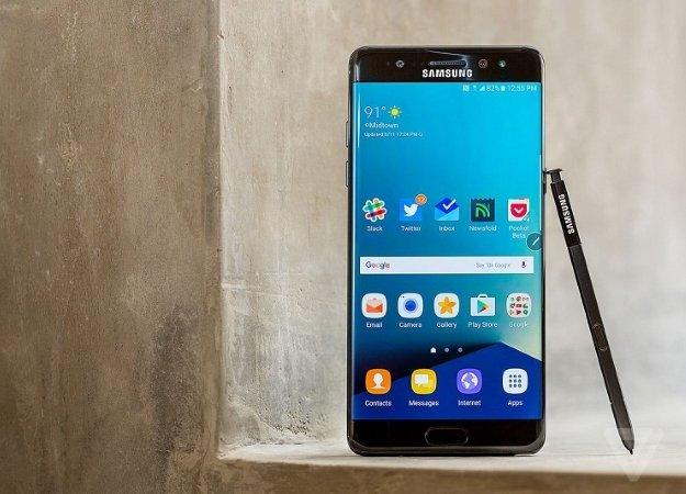 Слух: Samsung Galaxy Note 8 анонсируют уже вавгусте 2017 года
