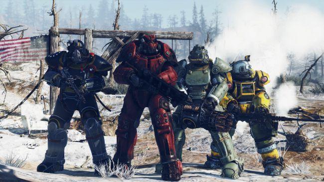 Приехали! Назапуске Fallout 76 небудет доступна вSteam— только всервисе Bethesda.net