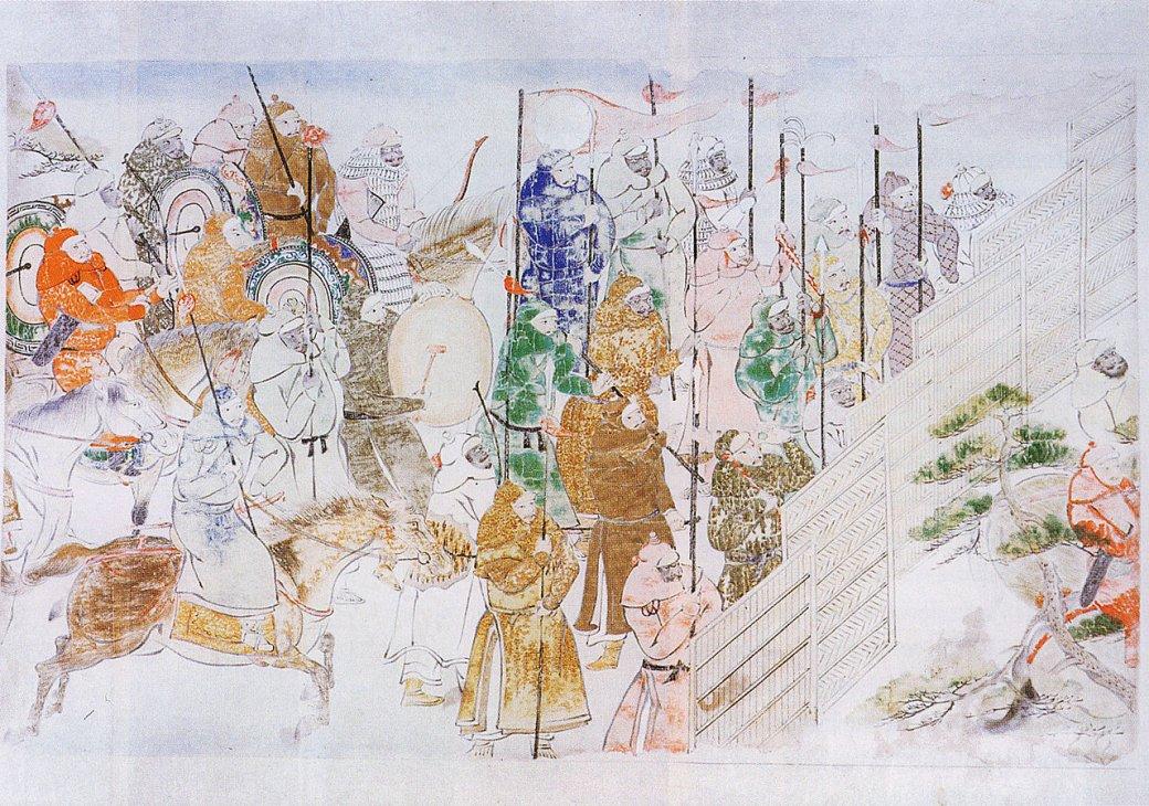 Ghost ofTsushima иреальное нападение монголов наЯпонию. Как все было насамом деле?