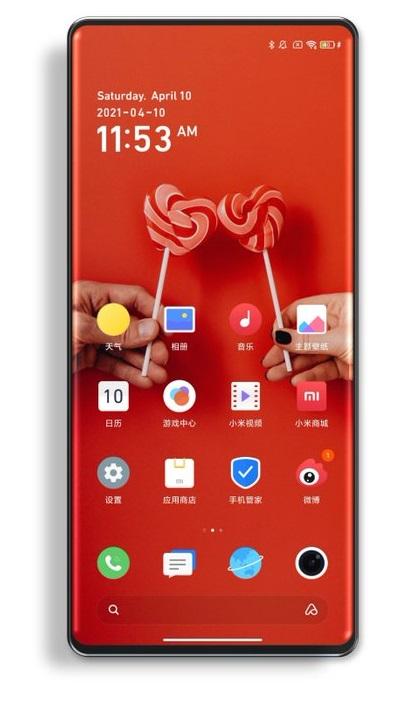 Известный инсайдер показал фото Xiaomi MiMix4