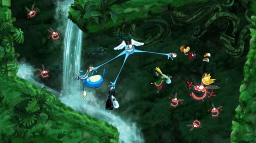 Рецензия на Rayman Origins