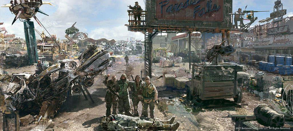 Fallout 4 покажут на E3. Но только журналистам