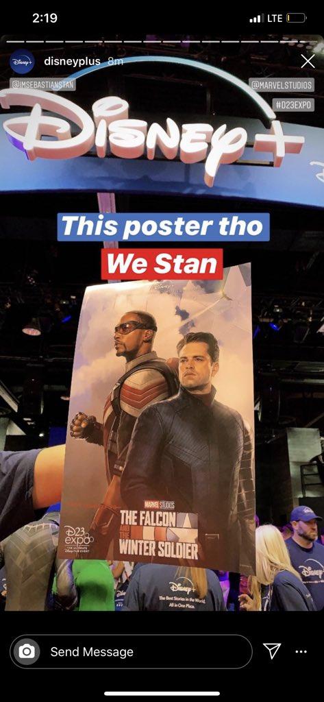Как выглядят постеры «Черной вдовы» ибудущих сериалов Marvel