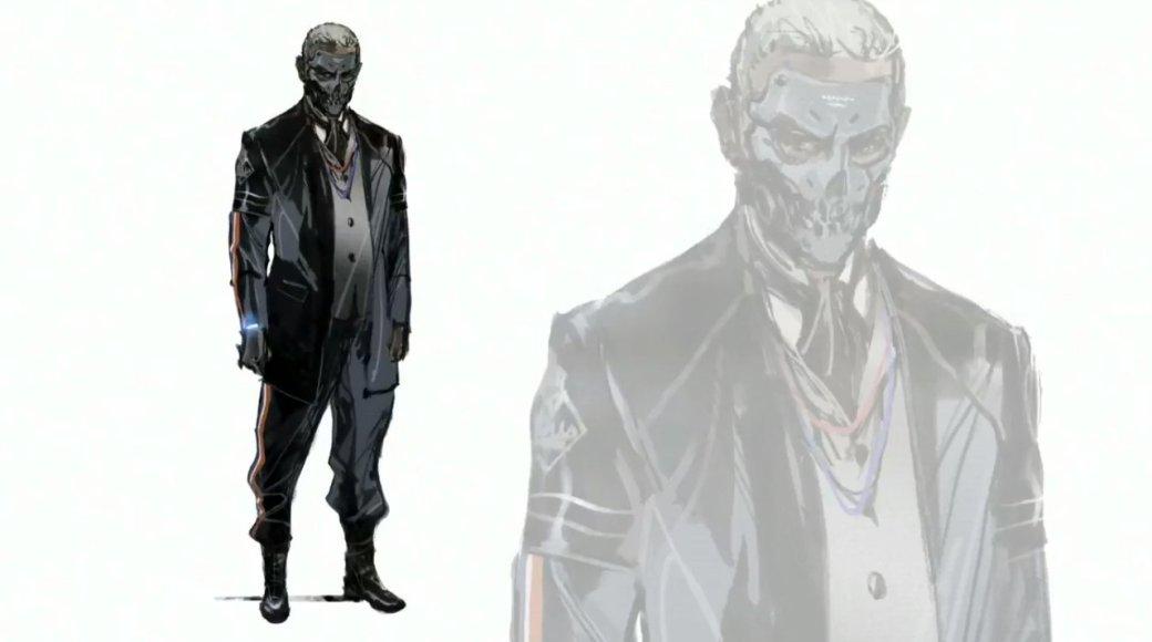 Новый ролик Death Stranding целиком посвящен Человеку взолотой маске. Озвучил его Трой Бейкер