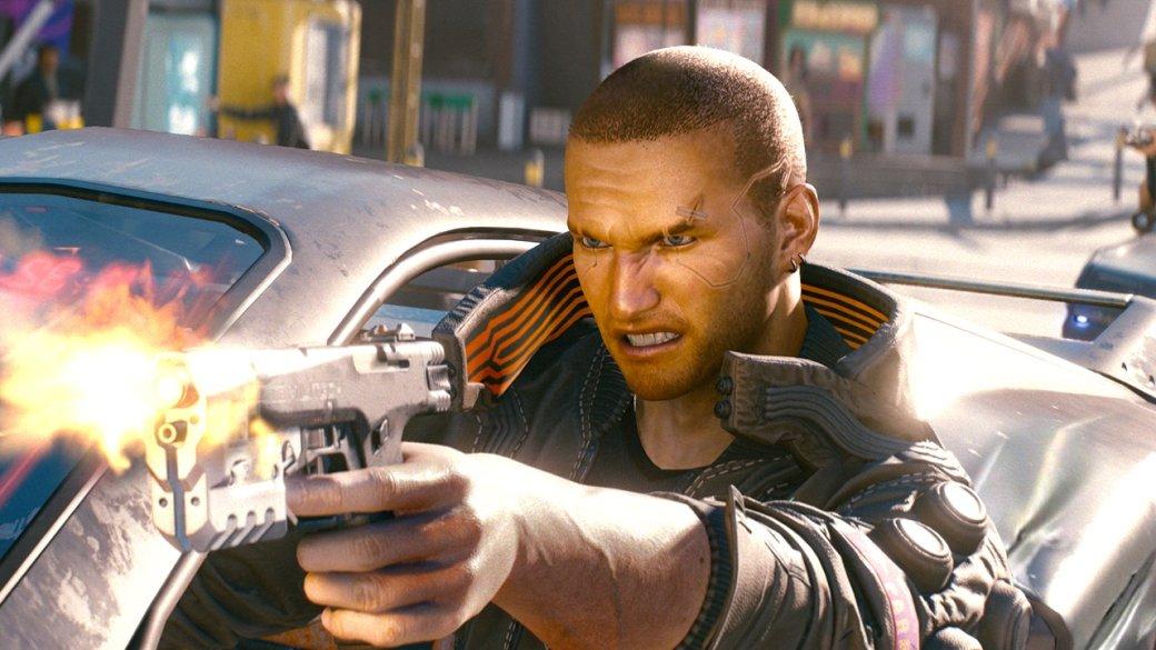 Теперь на PS4 можно поставить бесплатную тему в стиле Cyberpunk 2077