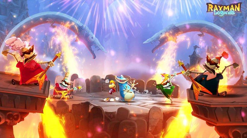 Ubisoft портирует Rayman Legends на PS3 и X360