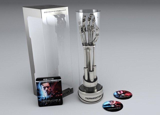 Вколлекционном издании 4K-версии «Терминатора 2» будет рука T-800