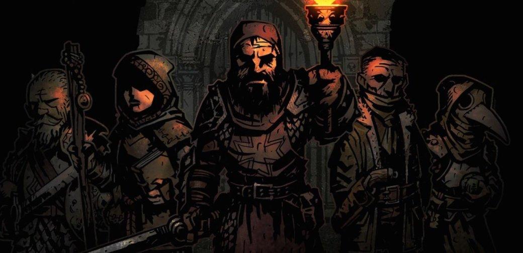 ВSteam стала временно бесплатной Darkest Dungeon