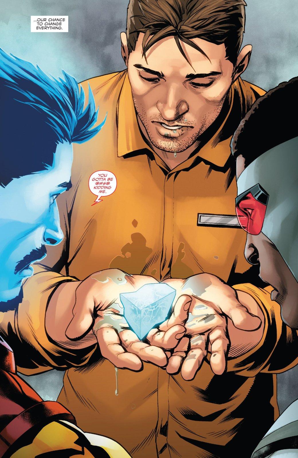 В борьбе против Гидры Мстителям помог герой с самой тупой способностью