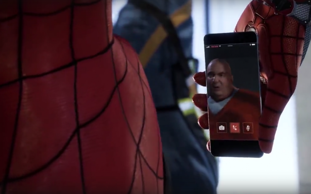 Что показали втрейлере Spider-Man отInsomniac наE3 2017?