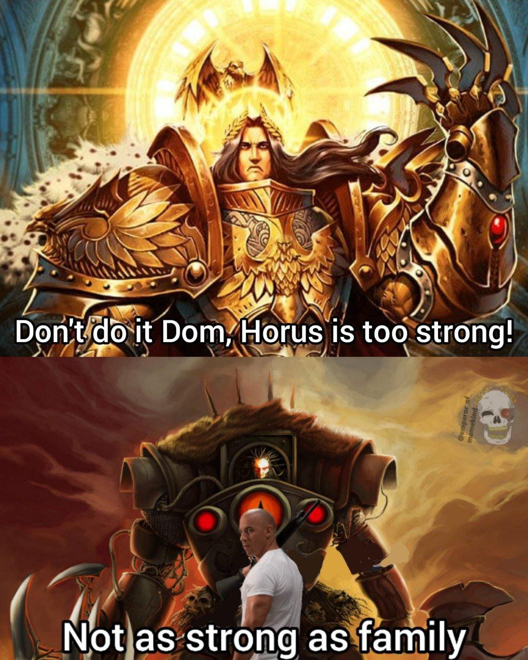 В чем сила, Доминик? Как интернет сделал героя Вина Дизеля из «Форсажа» мемом