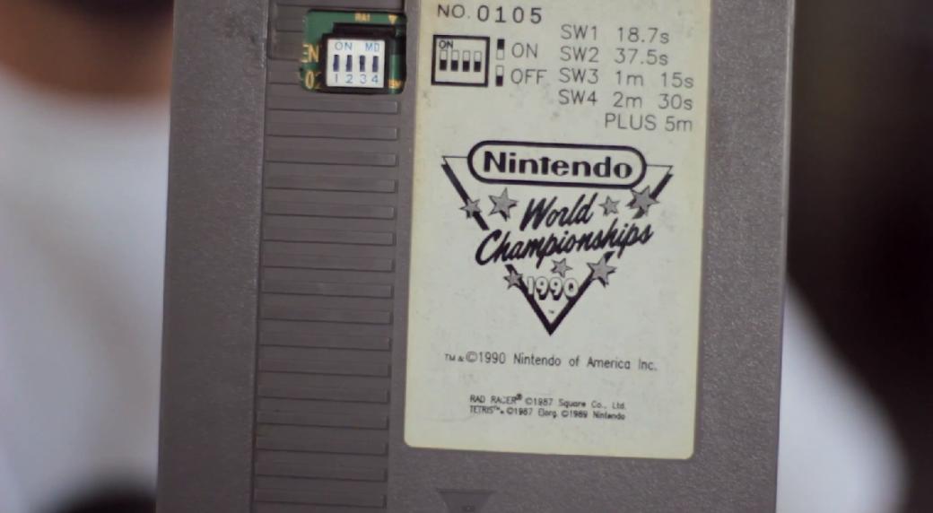 Картридж за $100 тыс, The Wizard и Power Glove: все о ЧМ по Nintendo