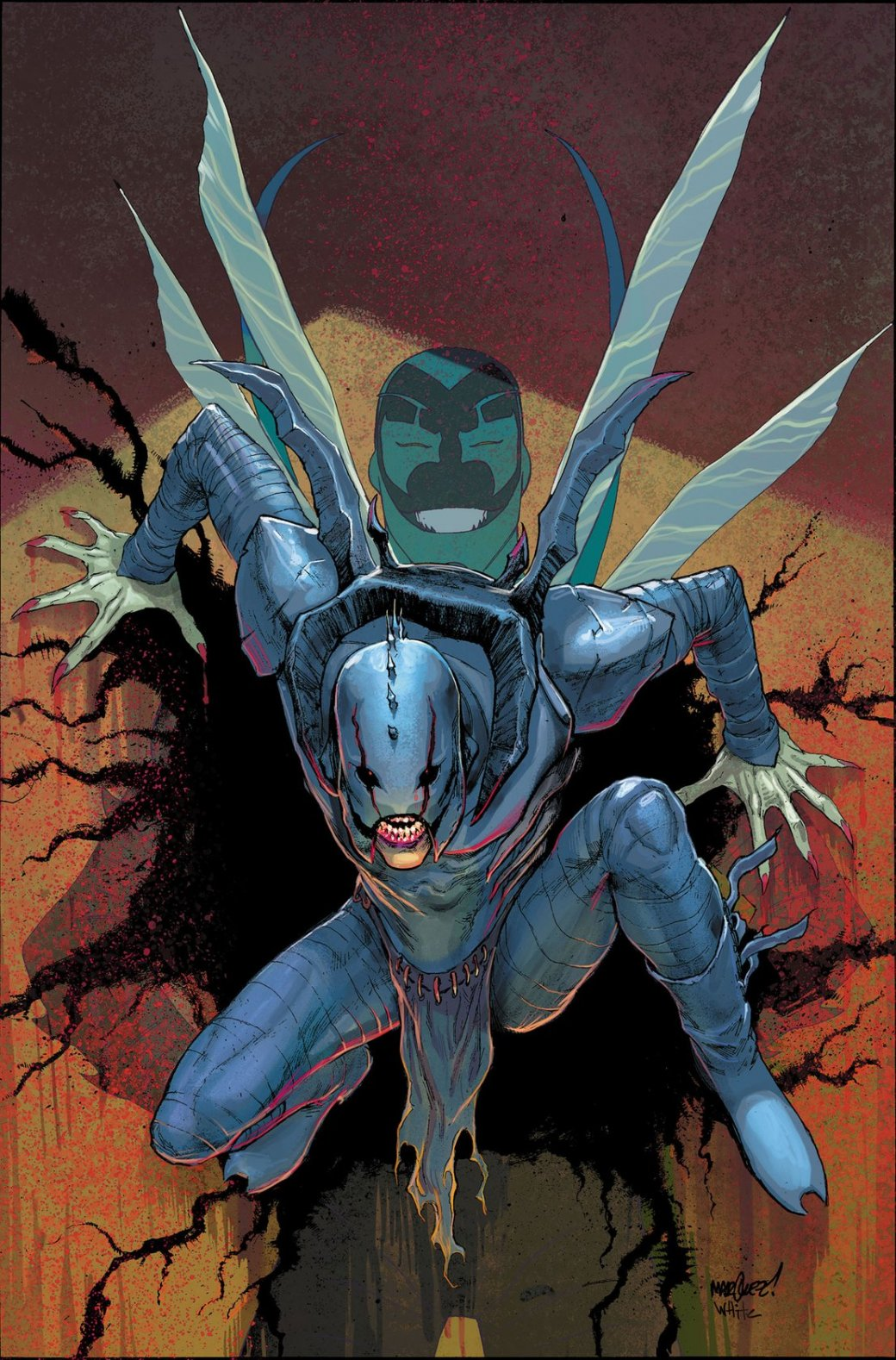 DCобъявили новую жертву Бэтмена-Джокера. Кто еще изгероев оказался заражен?
