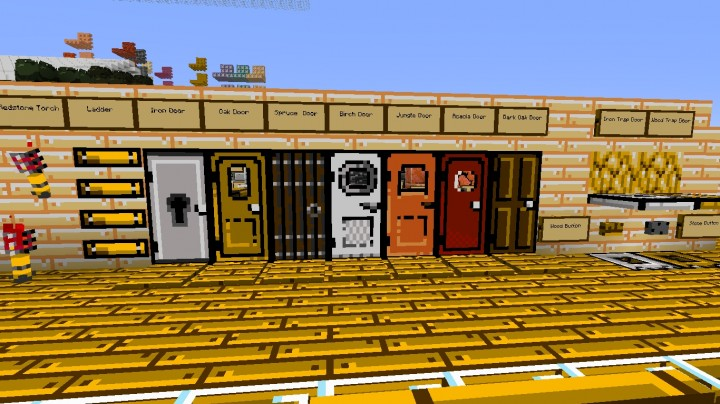 Лучшие наборы текстур для Minecraft