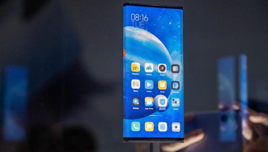 ВРоссию приехал двухэкранный космический флагман Xiaomi MiMix Alpha