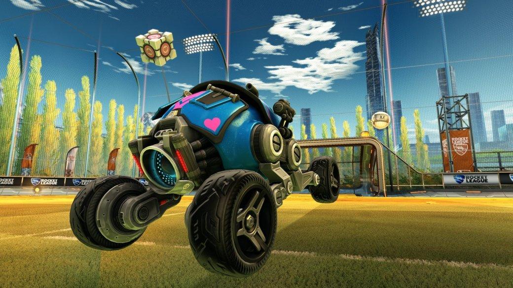 Rocket League получила рейтинг на Xbox One