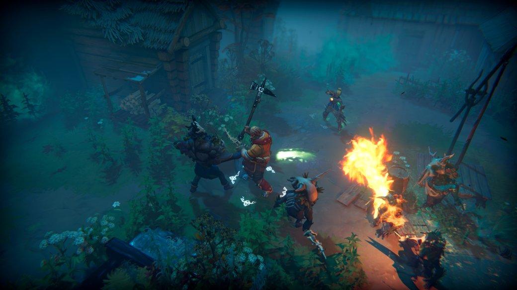 Iron Danger— сказочная тактика сфинским фольклором иперемоткой времени