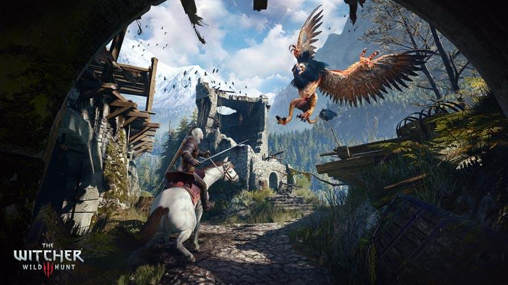 Слух: The Witcher 3 выйдет наSwitch. Китайские магазины уже принимают предзаказы!